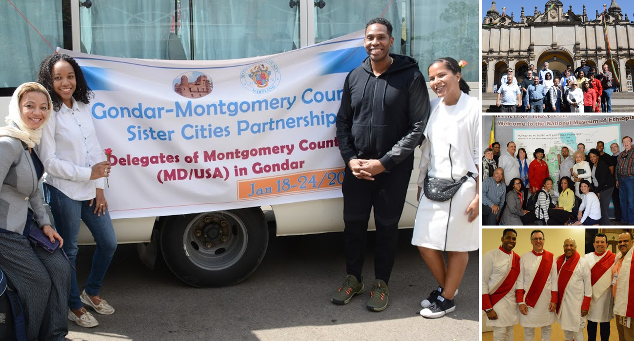 Gondar-Montgomery County Sister Cities Partnership