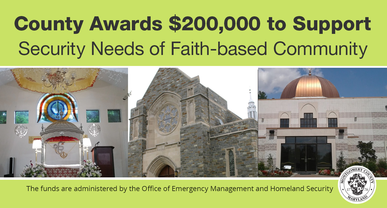 Faith-community Security Grants