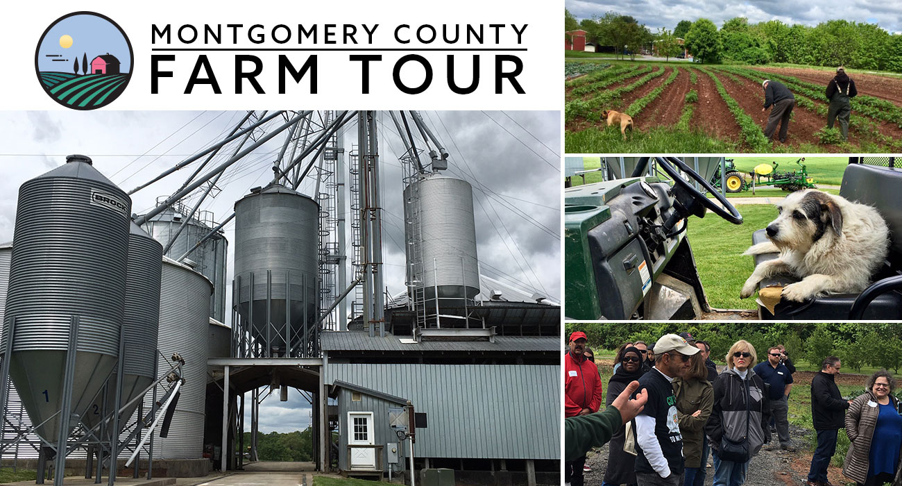 photo: Farming in Montgomery County