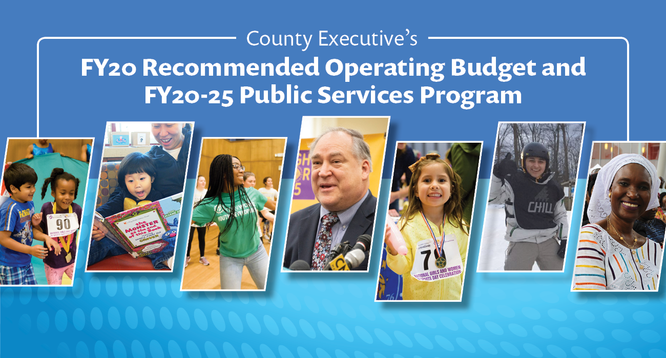 fy20 recommended operating budget
