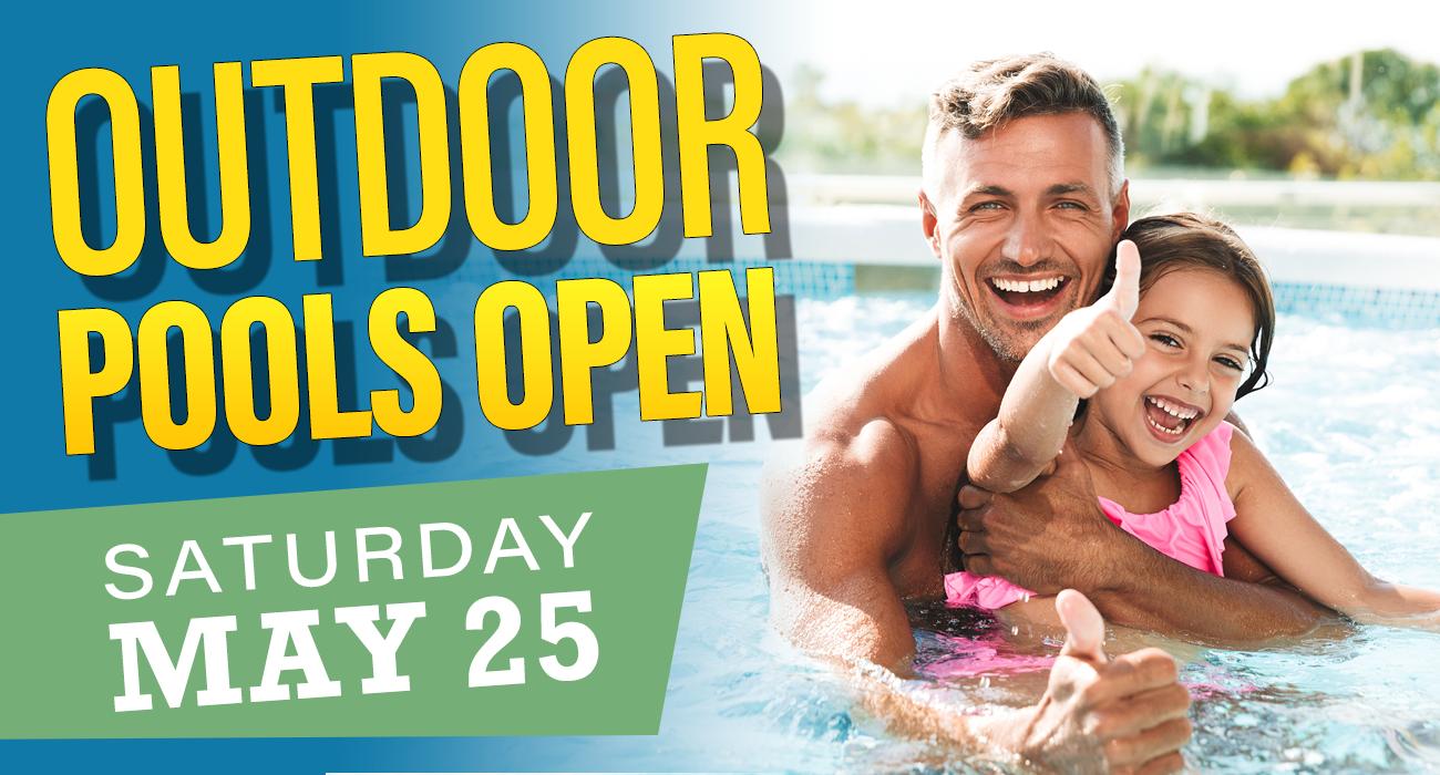 outdoor pools open
