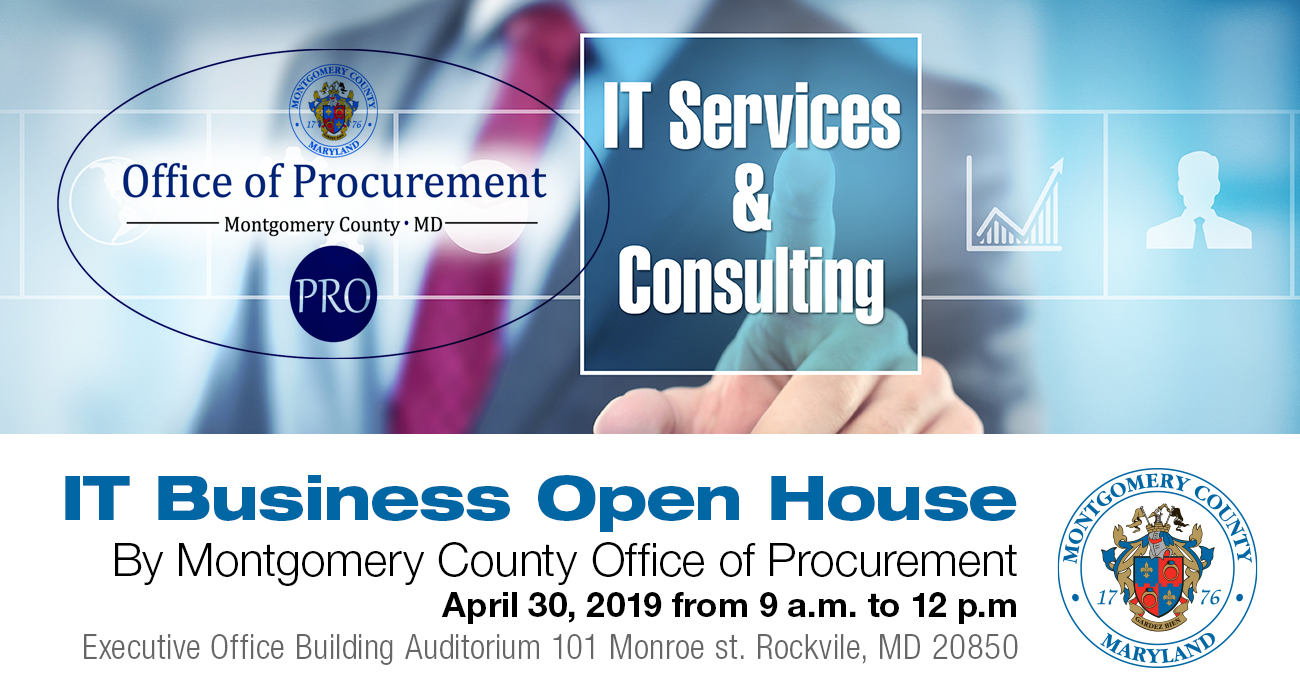 IT Business Open House