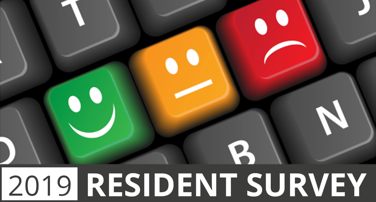 County Launches 2019 Online Resident Survey