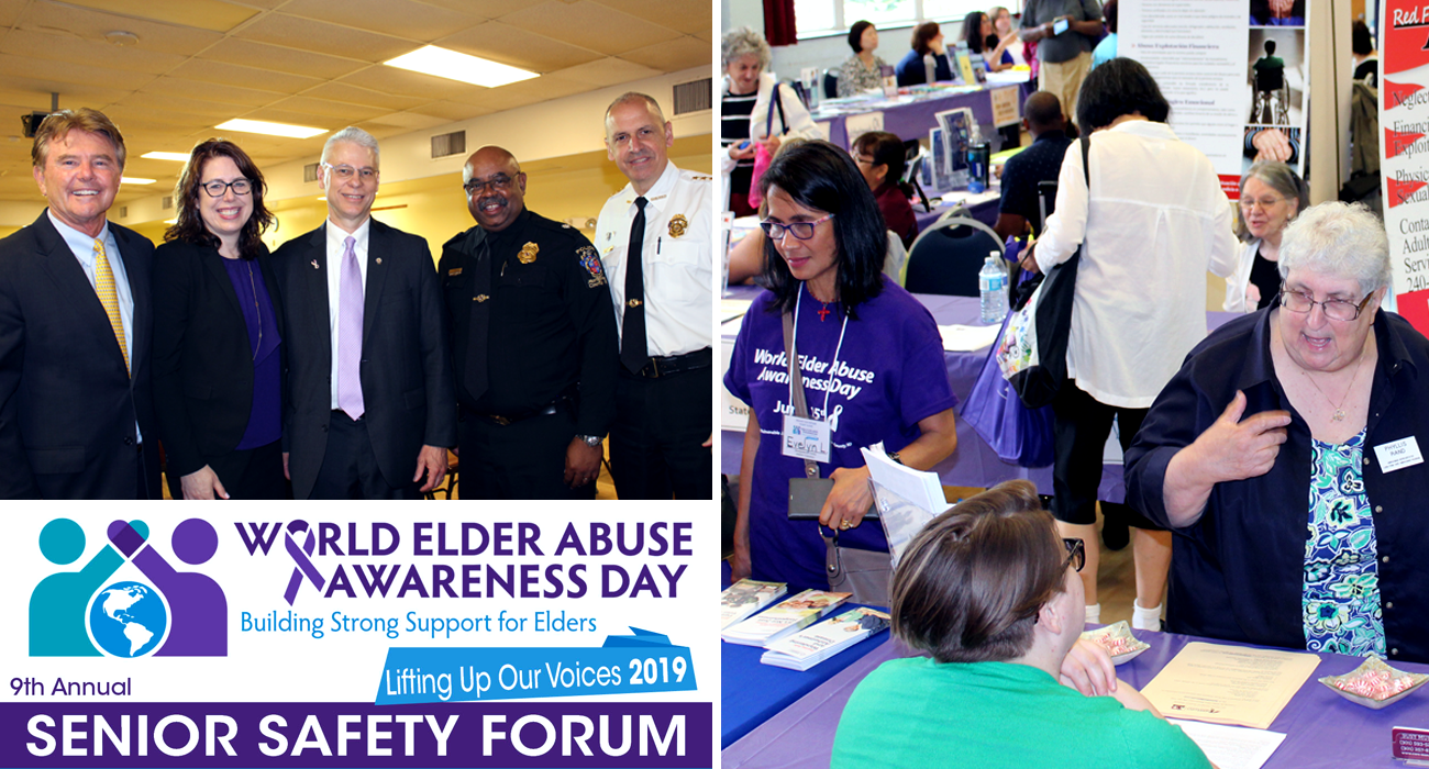 Senior Safety Forum