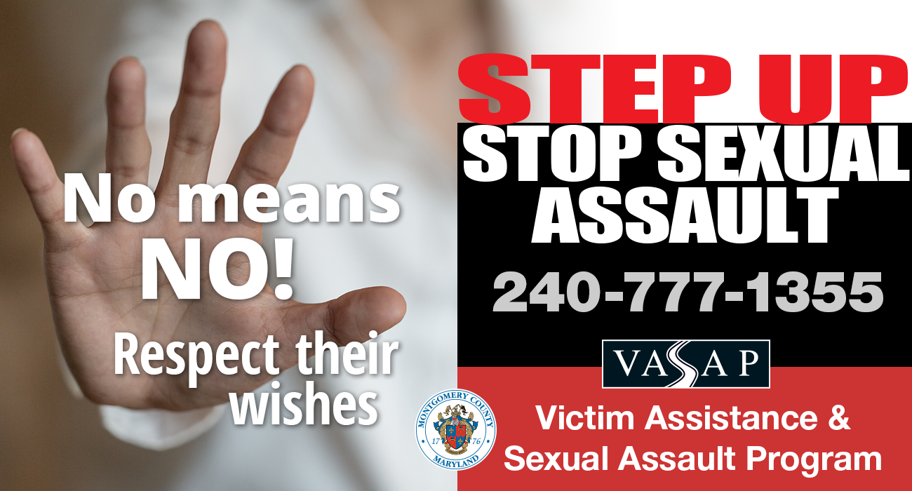Step Up Stop Sexual Assault