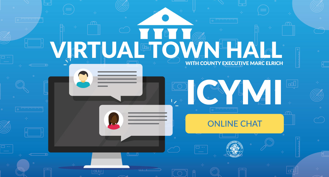 photo: Virtual Town Hall