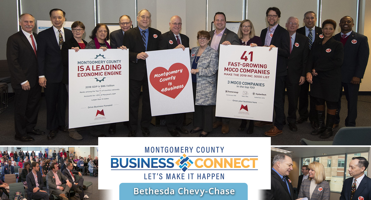 Montgomery County is 4Business