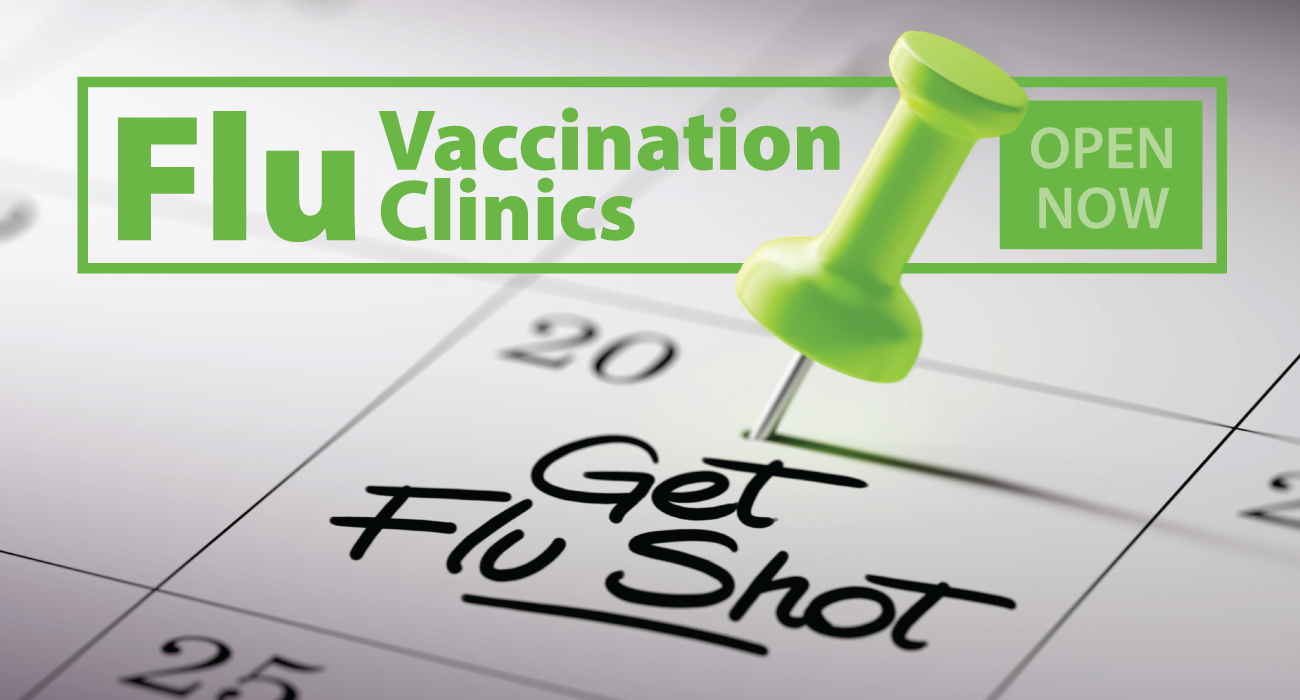 Residents Urged to Get a Flu Shot