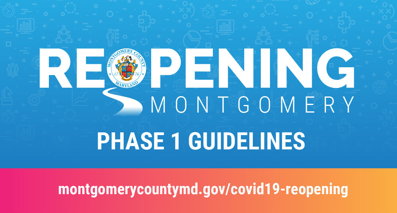 Montgomery County Reopening Guidance