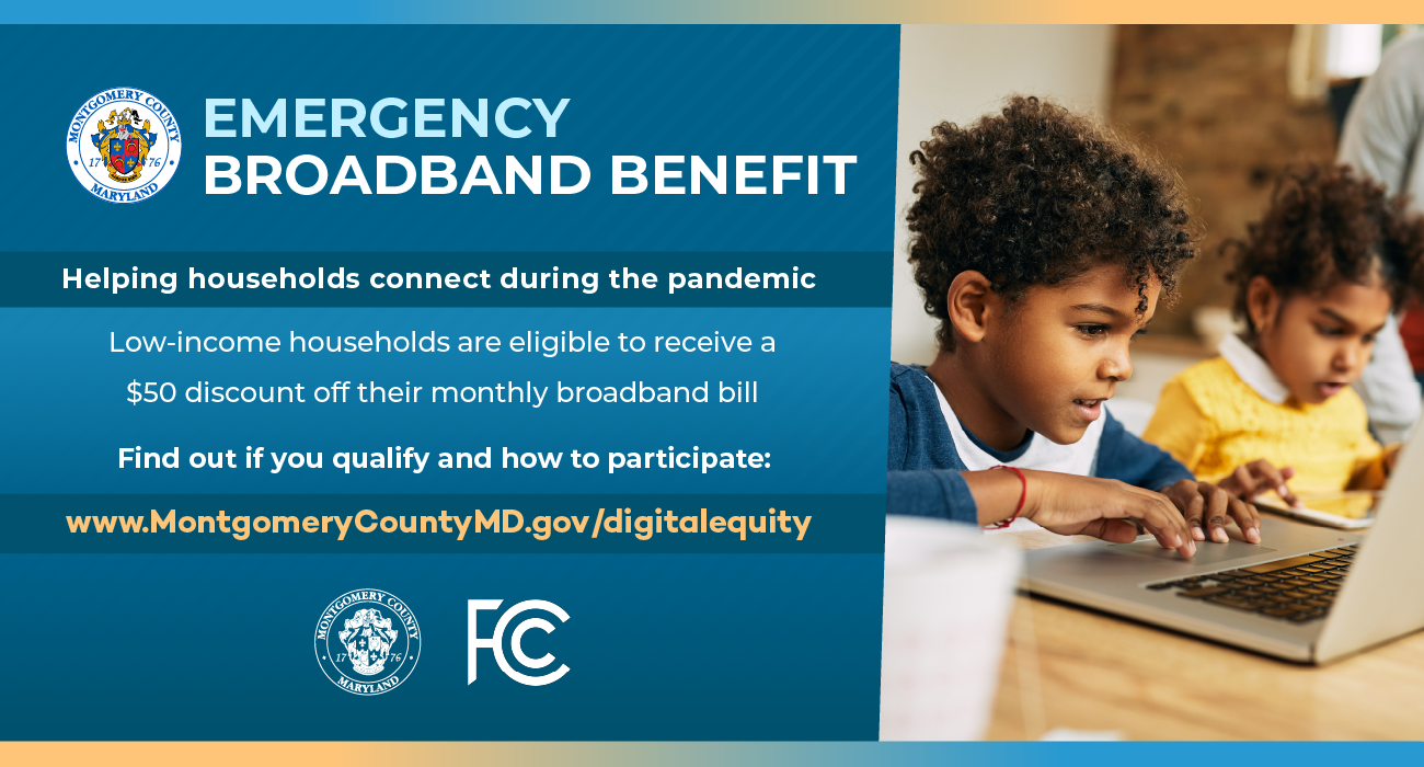Helping Low-income Families Earn an Internet Discount During the Pandemic