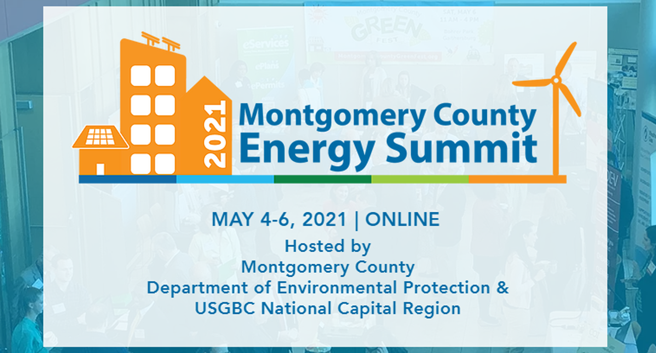 County Executive Elrich and Councilmember Hucker to Speak at County Energy Summit on Nov. 17-19