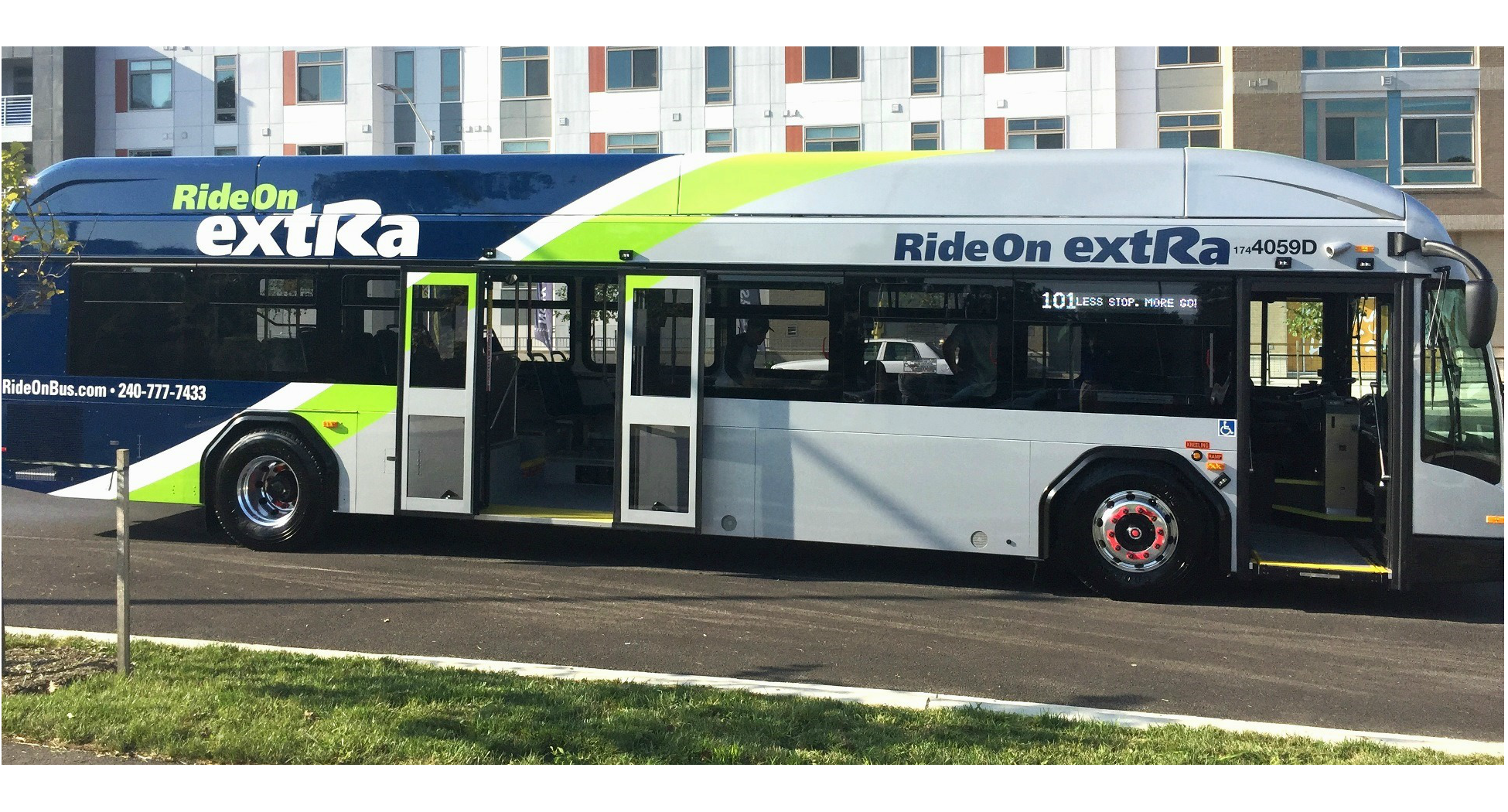 New Ride On Extra Service Is Free In October