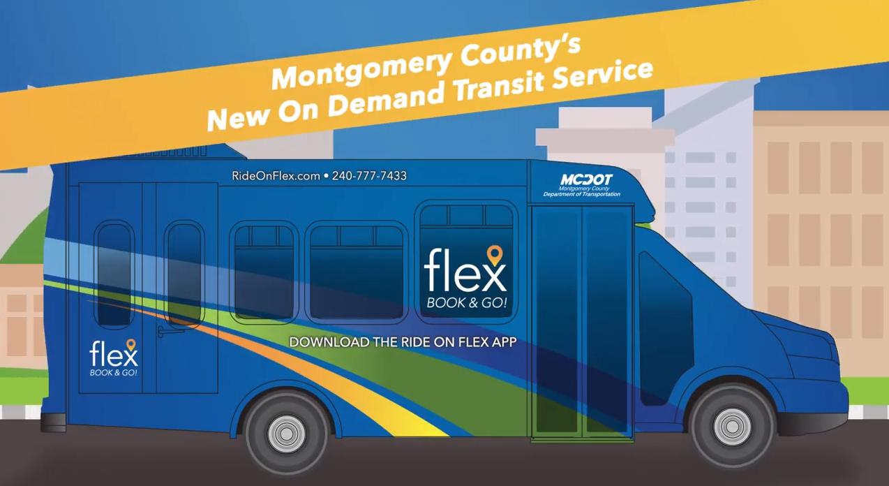 MCDOT - Transportation, Montgomery County, MD