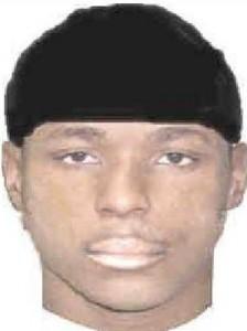 Initial Composite of Suspect