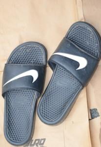Nike flipflops