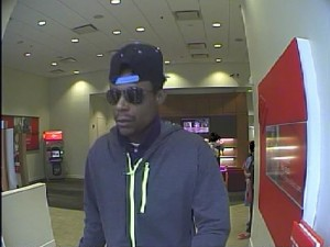 Bank of America Robbery Suspect 5/29/14