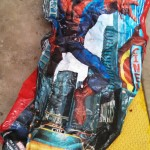 Spiderman Theme Bouyant Bag