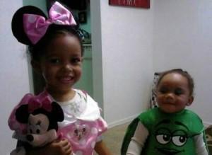 Brianna and Zavonia Negbe