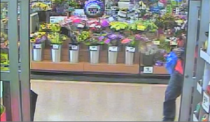 September 15 video of armed robbery suspect