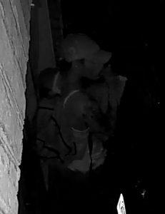 Suspect in Germantown Residential Burglary