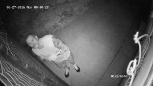 Suspect in Burglary at Seven Locks Swim Club