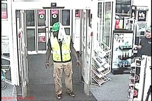 lookout suspect