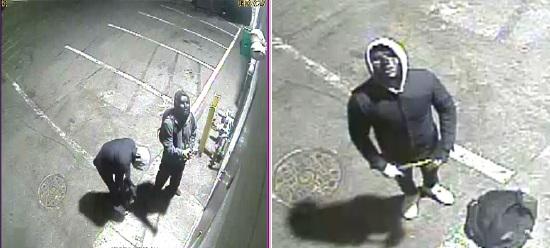 Suspects in Commercial Burglaries