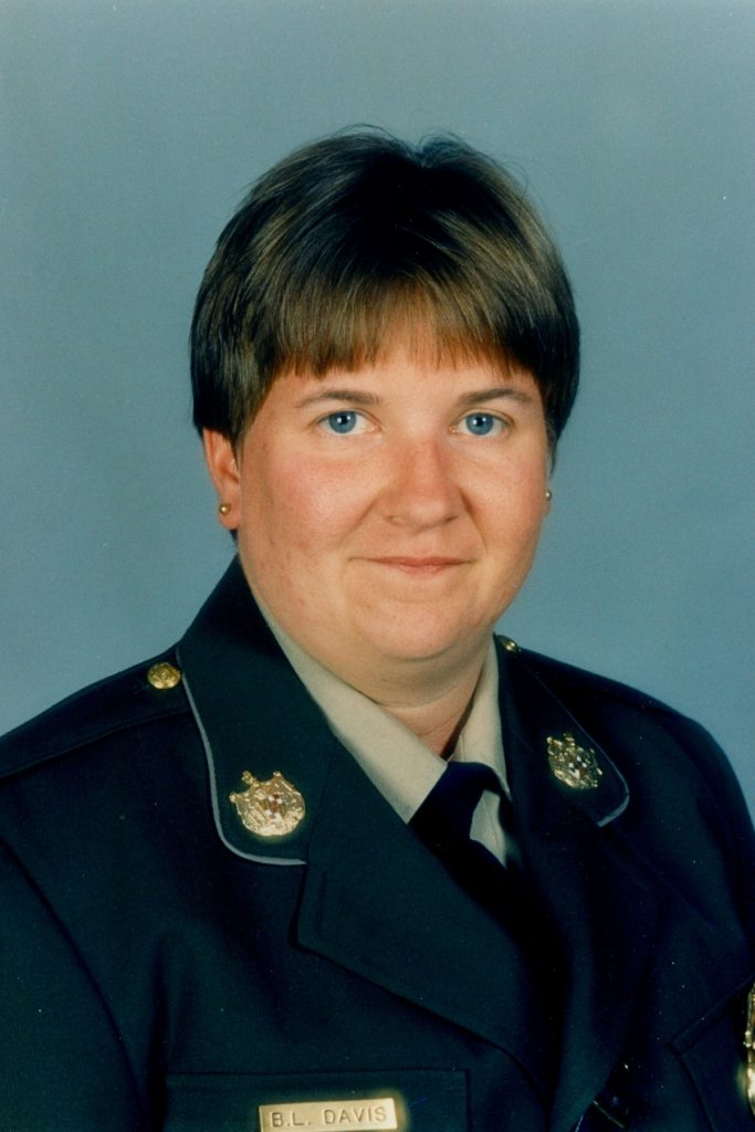 Assistant Chief Betsy Davis