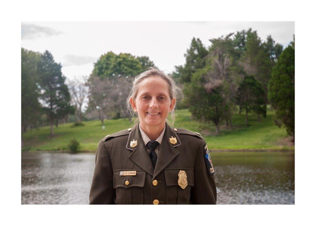 Captain Laura Lanham, Acting Assistant Chief