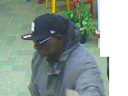 Suspect who committed M&T Bank robbery in Olney
