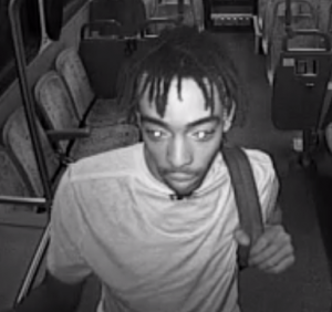 Suspect who assaulted a Ride On bus driver