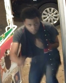 Suspect who committed a commercial burglary at the Woodmont Market Beer and Wine store