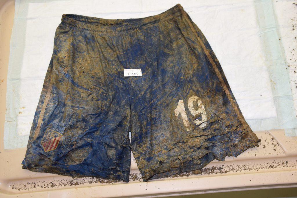 Victim's Shorts