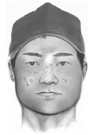 Composite of Sexual Assault Suspect