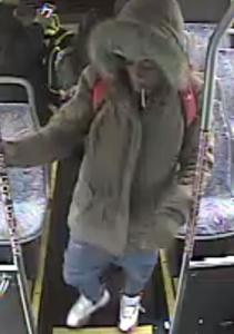 Suspect #2 in Ride On bus driver assault