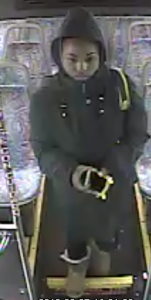 Suspect #1 in Ride On bus driver assault
