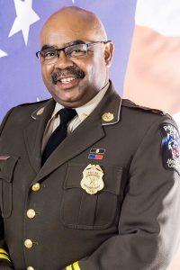 Assistant Chief Marcus Jones