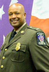 Commander William Montgomery
