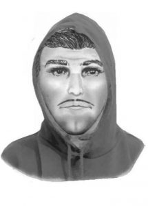 Composite sketch of Gaithersburg rape suspect