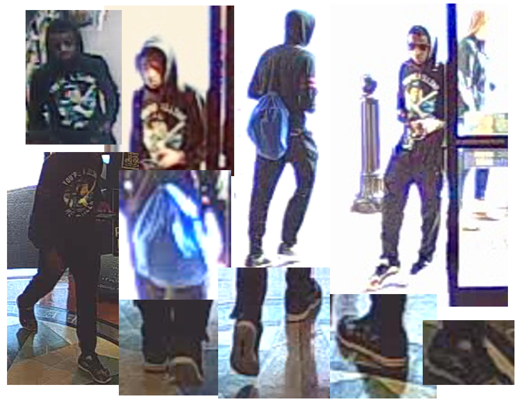 Suspect who inappropriately touched an adult female outside of a Rockville grocery store