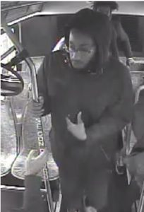 Suspect who sexually assaulted a 16-year-old female once on a Ride On bus and then again in the 700 block of Sligo Avenue in Silver Spring