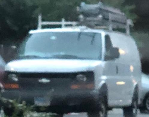 Photo of getaway vehicle.