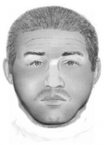 Composite sketch of suspect in attempted kidnapping in Germantown