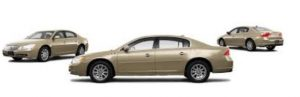 This photograph is a representation and is not the actual Buick Lucerne.