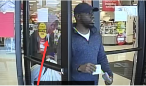 Suspects in Silver Spring (4D) Theft from Vehicle