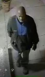 Closeup of Suspect in Embale Burglary