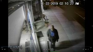 Photo of Suspect in Embale Burglary
