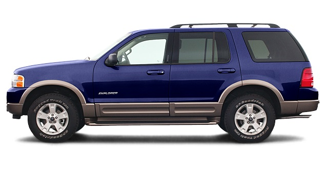 Ford Explorer Example