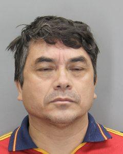 Luis Fredy Hernandez Morales - Photo via Fairfax County Police Department