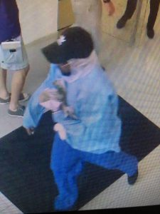 Suspect in Navy FCU Robbery